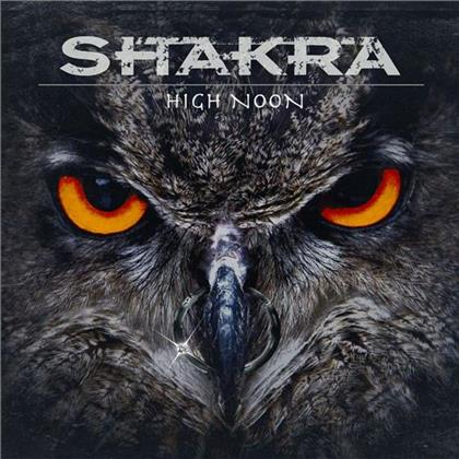 Shakra - High Noon - Limited Deluxe Boxset