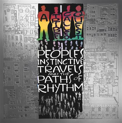 A Tribe Called Quest - People's Instinctive (25th Anniversary Edition, 2 LPs)