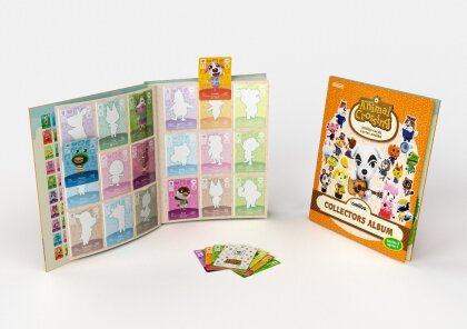 Amiibo Karten Sammelbuch 2 (inkl. 3 Karten)