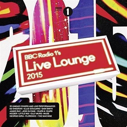 Bbc Radio 1 - Various - Live 2015 (2 CDs)