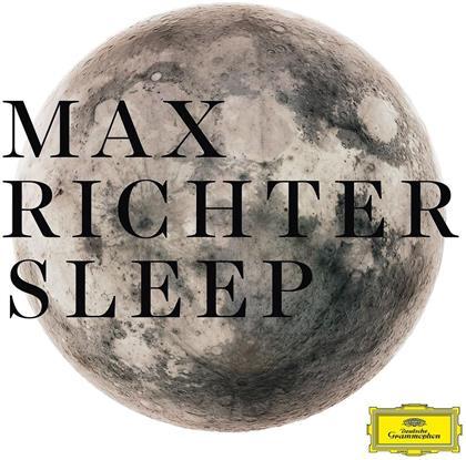 Max Richter - Sleep - 8 Hours Version (8 CDs + Blu-ray)