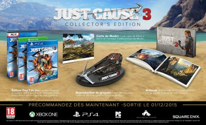 Just Cause 3 (Édition Collector)