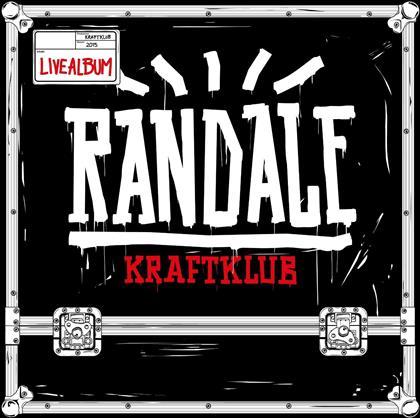 Kraftklub - Randale - Live (2 CDs)