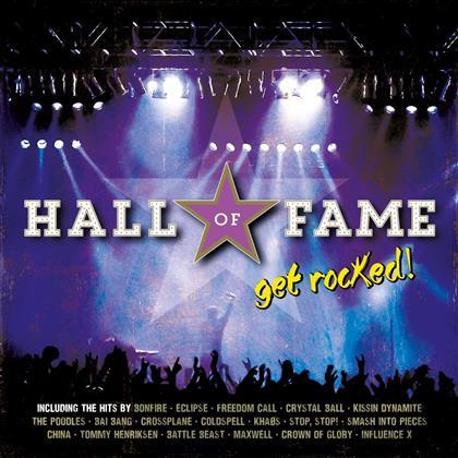 Hall Of Fame Get Rocked!