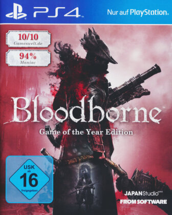Bloodborne (German Game of the Year Edition)