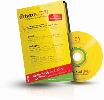 TwixTel 53 11/15 Einzelplatz Version