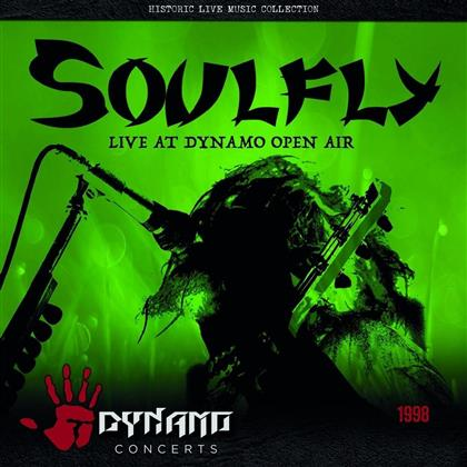 Soulfly - Live At Dynamo Open Air 1998 (Limited Edition)