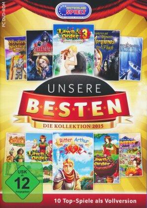 Unsere Besten - Die Kollektion 2015