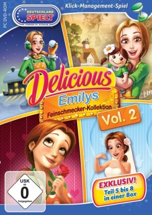 Delicious: Emily's Feinschmecker-Kollektion Vol. 2