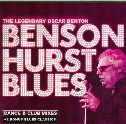 Oscar Benton - Benson Hurst Blues - 4 Track