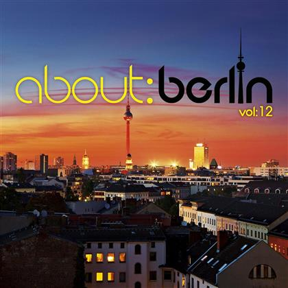 About: Berlin - Vol. 12 (4 LPs)