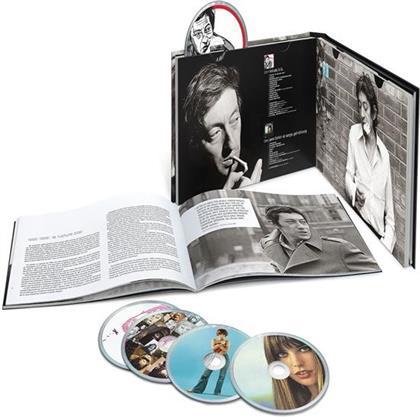 Serge Gainsbourg - Complete Studio Recording (20 CDs)