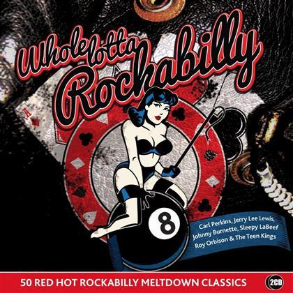 Whole Lotta Rockabilly (2 CDs)