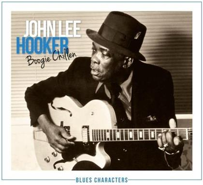 John Lee Hooker - Boogie Chillen (2015 Version, 2 CDs)