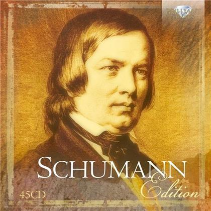 Robert Schumann (1810-1856) - Schumann (Edition, 45 CDs)