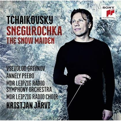 Peter Iljitsch Tschaikowsky (1840-1893) & Kristjan Järvi - Snegurochka - The Snow Maiden