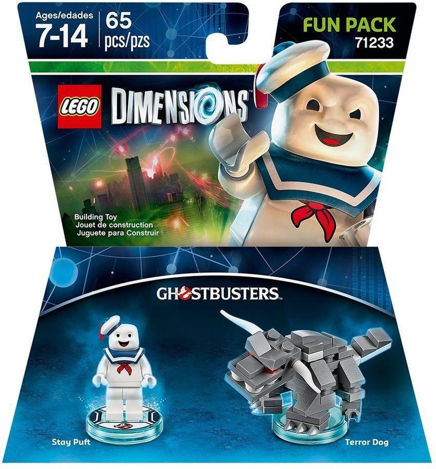 LEGO Dimensions Fun Pack Ghostbusters Stay Puft