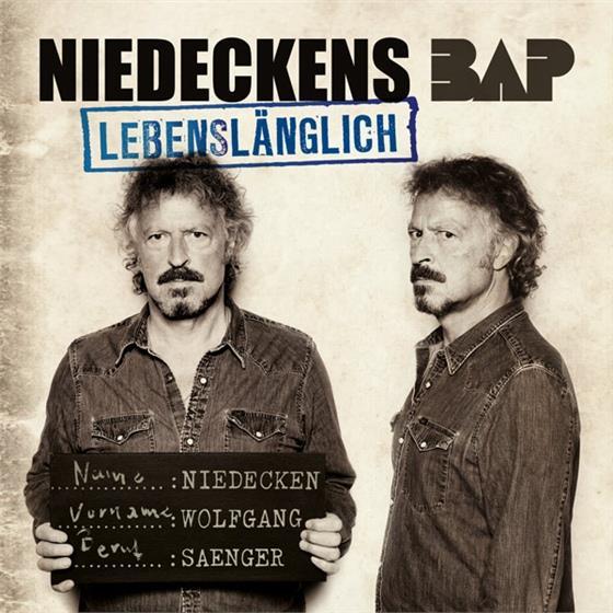 Wolfgang Niedecken - Lebenslänglich - Limited Edition & 7 Inch (CD + DVD)