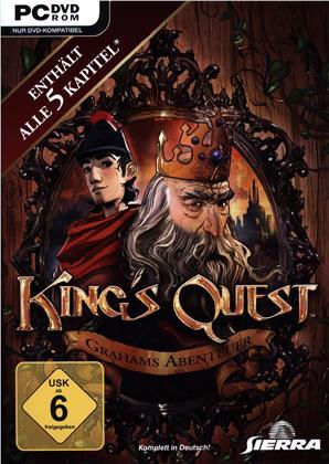 Kings Quest - Komplette Saga