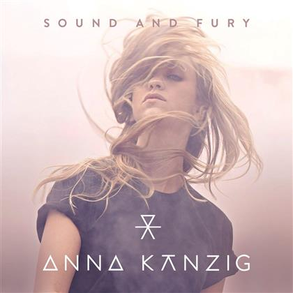 Anna Känzig - Sound & Fury (LP)