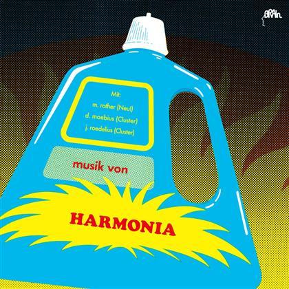 Harmonia - Musik Von Harmonia (Remastered, LP)