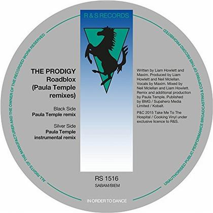"The Prodigy - Roadblox - Paula Temple Remix (12"" Maxi)"
