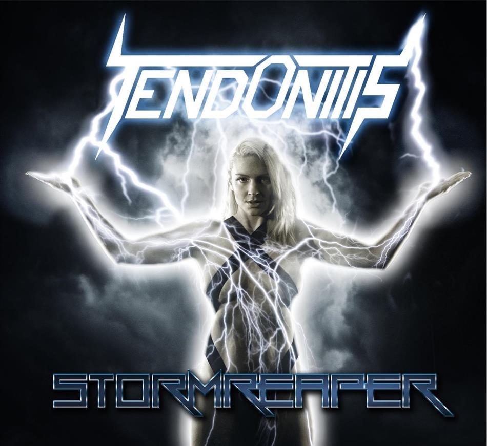 Tendonitis - Stormreaper - Fontastix CD