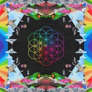 Coldplay - A Head Full Of Dreams (Japan Edition)