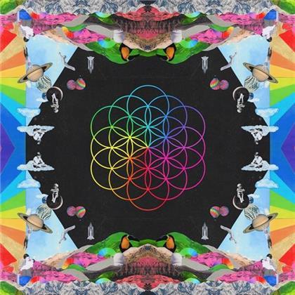 Coldplay - A Head Full Of Dreams (2 LPs)