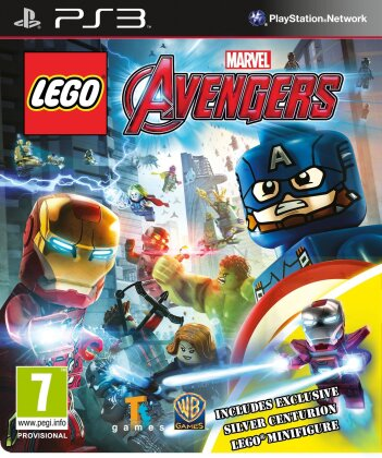 LEGO Marvel Avengers (Toy Edition)