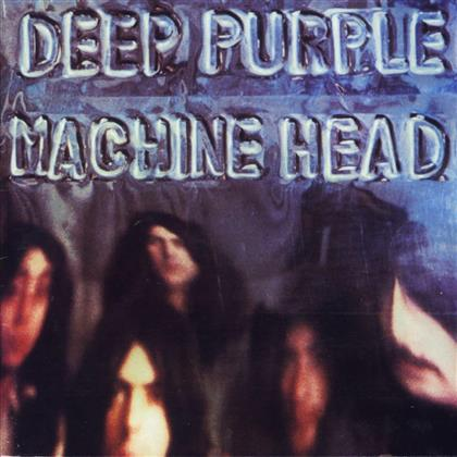 Deep Purple - Machine Head - 2016 Version (LP + Digital Copy)
