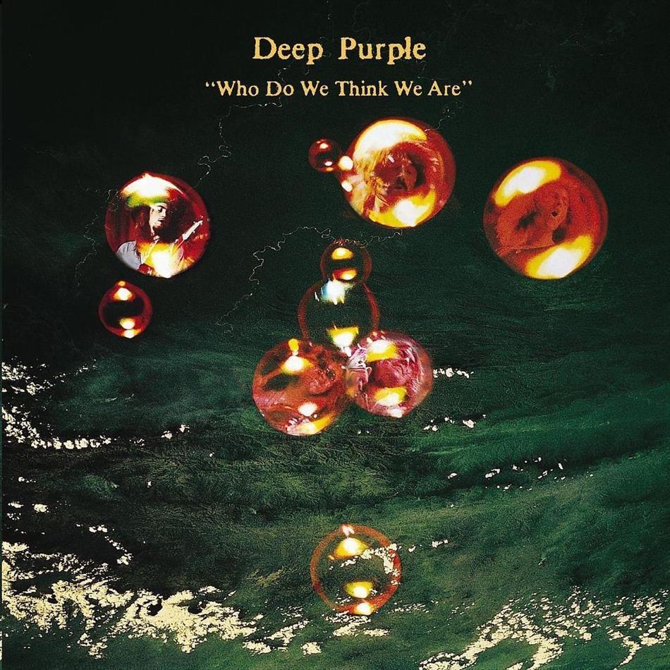 Deep Purple - Who Do We Think We Are - 2016 Version (LP + Digital Copy)