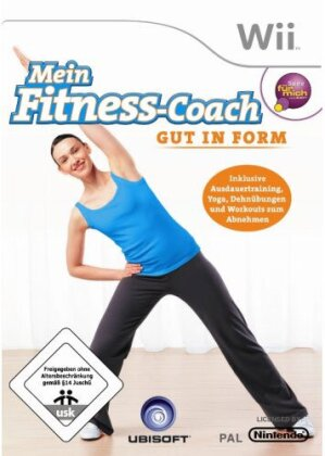 Mein Fitness Coach Wii Budget Gut in Form