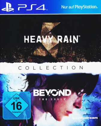 The Heavy Rain and Beyond: Two Souls Collection (German Edition)