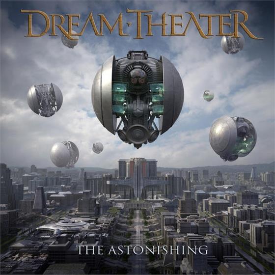 Dream Theater - Astonishing (2 CDs)