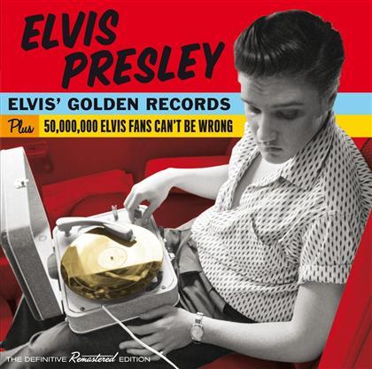 Elvis Presley - Elvis' Golden Records (LP)