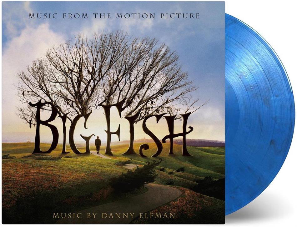 Danny Elfman - Big Fish - OST (Colored, 2 LPs)