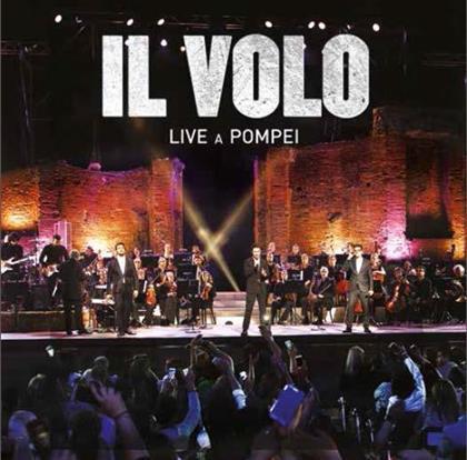 Il Volo - Live A Pompei (CD + DVD)