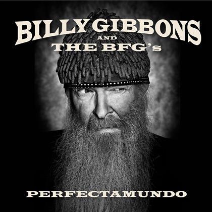 Billy F Gibbons (ZZ Top) & The BFG's - Perfectamundo (Japan Edition)