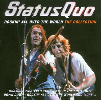 Status Quo - Rockin' (Japan Edition)