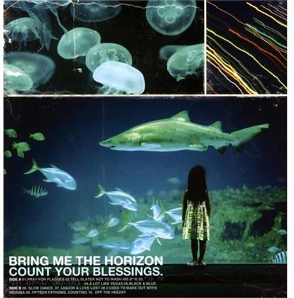 Bring Me The Horizon - Count Your Blessings (LP)