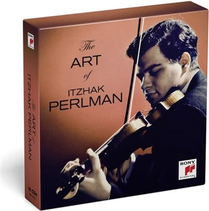 Itzhak Perlman - The Art Of Itzhak Perlman (10 CDs)