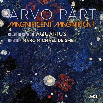 Arvo Pärt (*1935) - Magnificient Magnificat