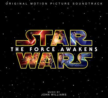 John Williams (*1932) (Komponist/Dirigent) - Episode 7 - Force Awakens - Exclusive Limited International Digipack Edition