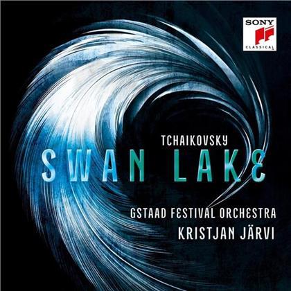 Kristjan Järvi - Swan Lake Ballet Music