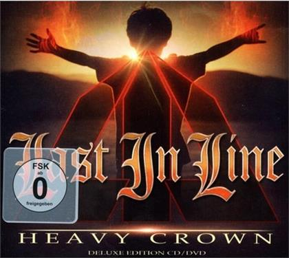 Last In Line (Rock) - Heavy Crown (Limited Edition, CD + DVD)