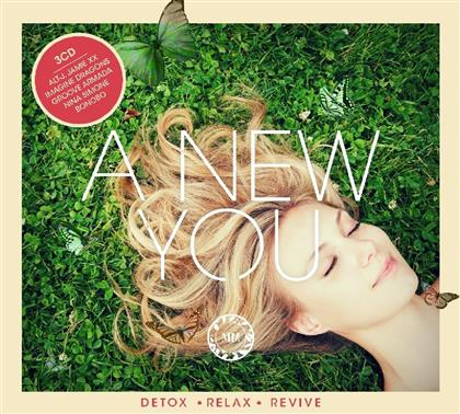 A New You (3 CDs)