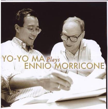 Ennio Morricone (1928-2020) & Yo-Yo Ma - Plays Ennio Morricone (LP)