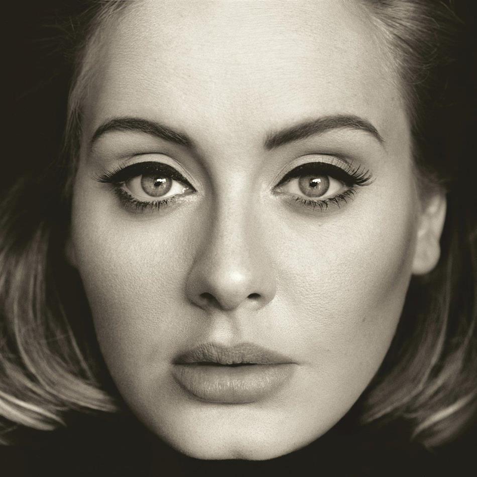 Adele - 25 - + 3 Bonustracks (Japan Edition)