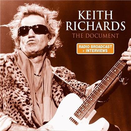 Keith Richards - Document / Radio Broadcast
